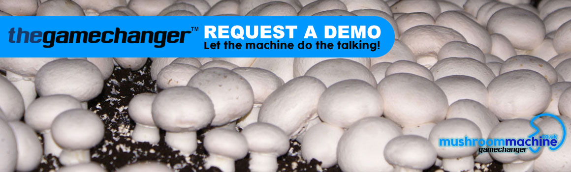 Mushroom Machine Gamechanger - Now Available